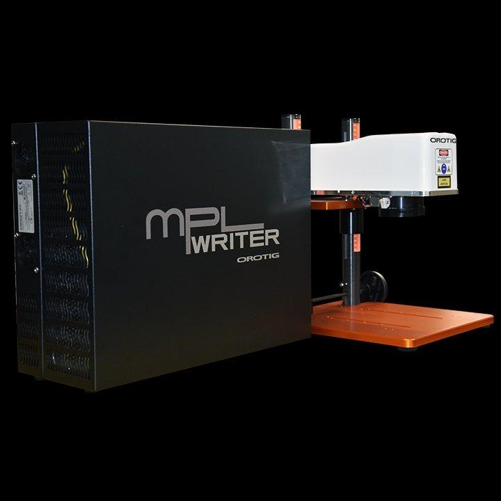 MArcadora Laser industrial MPL